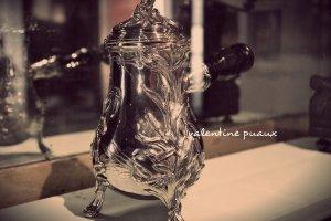 Moulin a café en fer